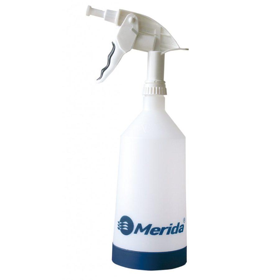 Plastová láhev se zpěnovačem