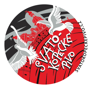 Svatokopecke pivo logo